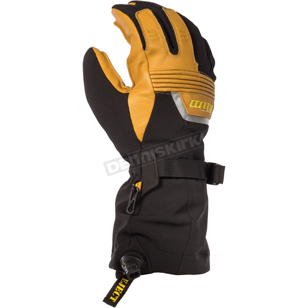Klim Brown Fusion Gloves - 3087-001-160-900