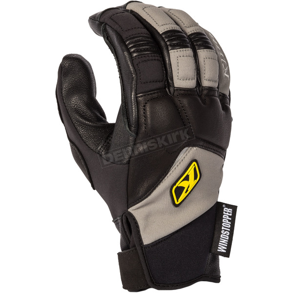 Klim Gray Inversion Pro Gloves - 5035-001-140-600