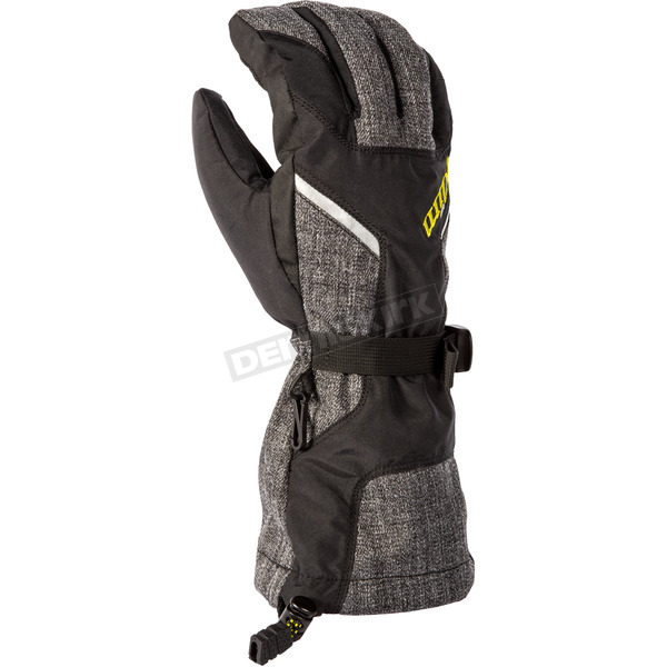 Klim Gray Klimate Gloves - 3239-003-120-600