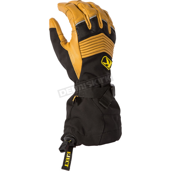 Klim Brown Summit Gloves - 3088-001-130-900