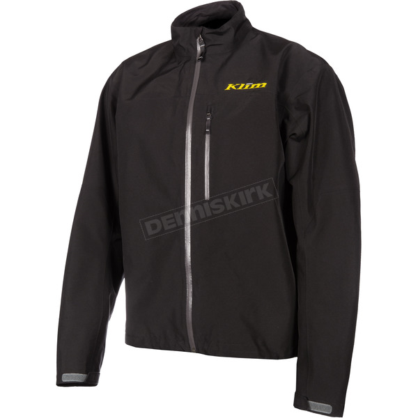 Klim Black Forecast Jacket - 3333-000-120-000