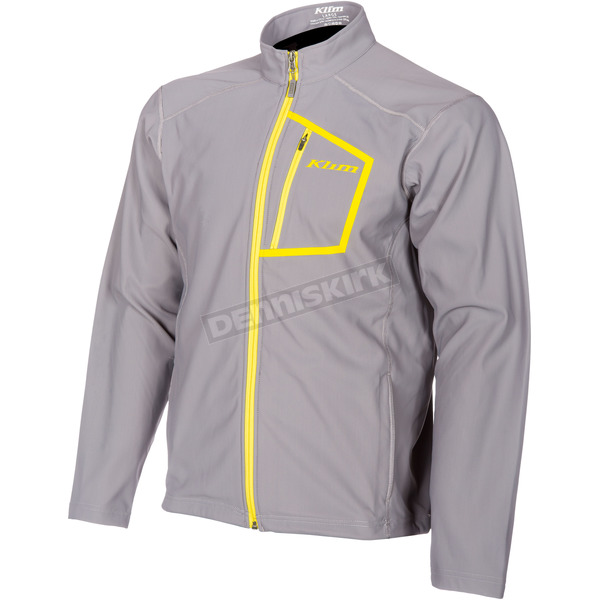 Klim Gray Inferno Jacket - 3354-005-130-600