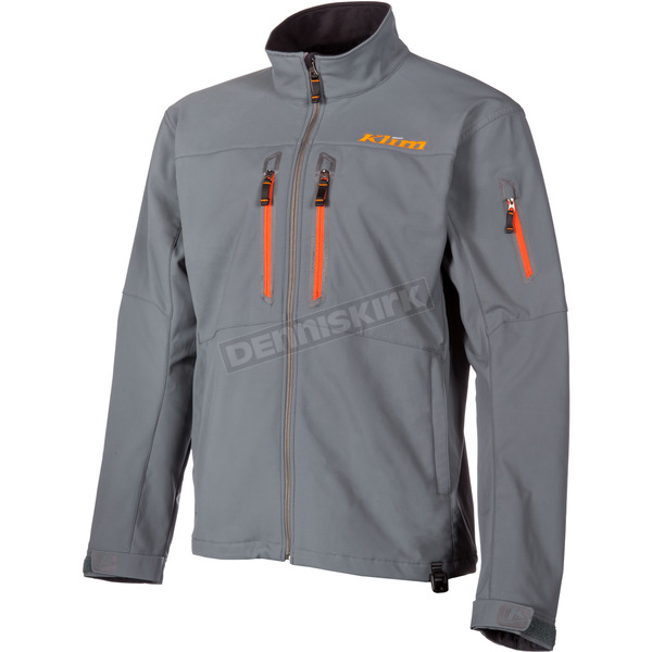 Klim Gray Inversion Jacket - 3349-005-130-600