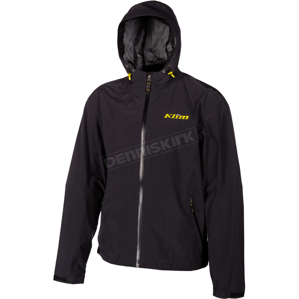Klim Black Stow Away Jacket - 3148-003-110-000