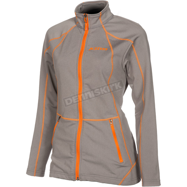 Klim Women's Gray Sundance Jacket - 3146-003-140-600