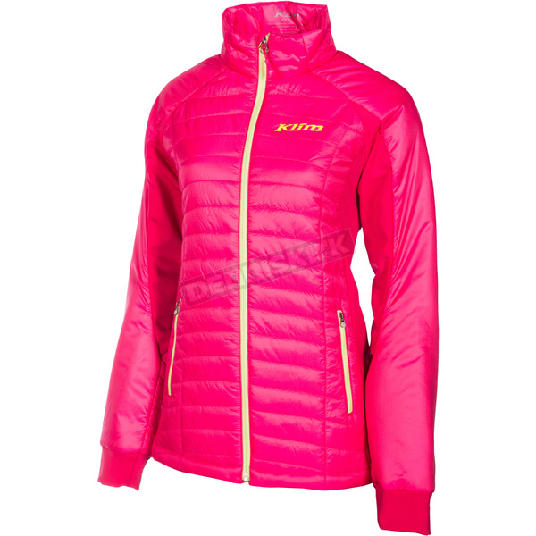 Klim Women's Pink Waverly Jacket - 4082-002-140-700