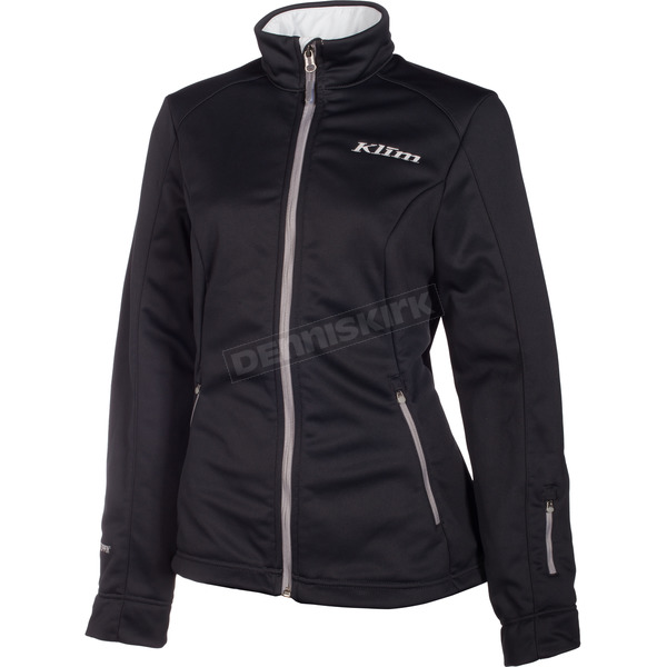 Klim Women's Black Whistler Jacket - 4023-002-140-000