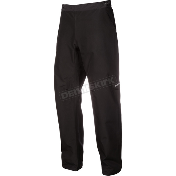 Klim Black Forecast Pants - 3121-000-260-000