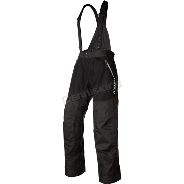 Klim Black Havoc Bibs - 3285-000-260-000