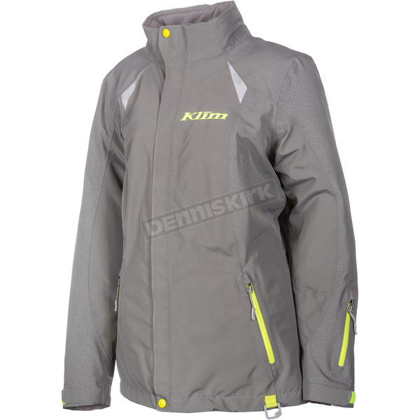 Klim Women's Gray Allure Jacket - 3369-005-160-600