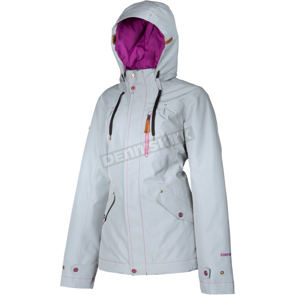 Klim Youth Gray Aria Jacket - 3264-000-004-600