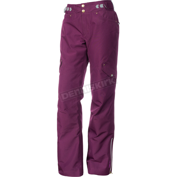 Klim Women's Purple Aria Pants - 3263-000-160-790