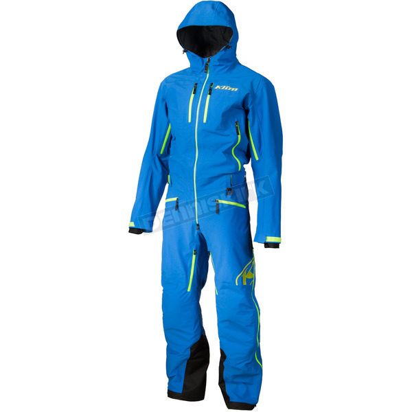 Klim Blue Lochsa One Piece Suit - 3262-000-140-200
