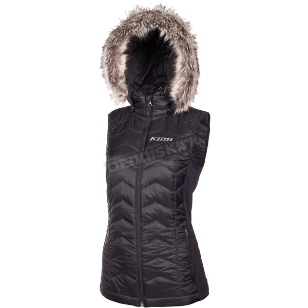 Klim Women's Black Arise Vest - 4083-001-160-000