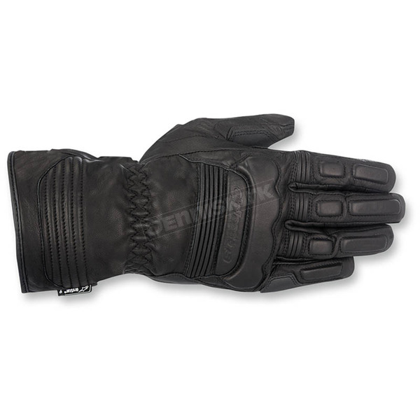 Alpinestars Black C-20 Drystar Gloves - 3528516-10-M