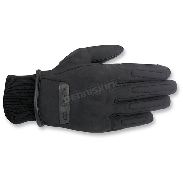 Alpinestars Black C-1 Windstopper Gloves - 3520016-10-2X