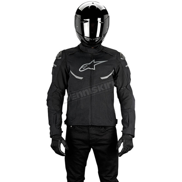 Alpinestars Black Enforce Drystar Jacket - 3208016-10-3X