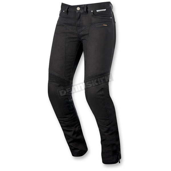 Alpinestars Women's Riley Denim Pants - 3339616-7011-24