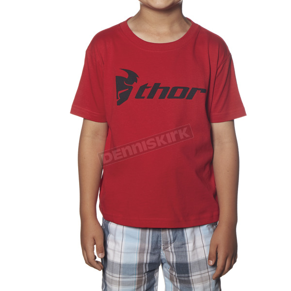 Thor Toddler Red Loud N Proud T-Shirt - 3032-2279