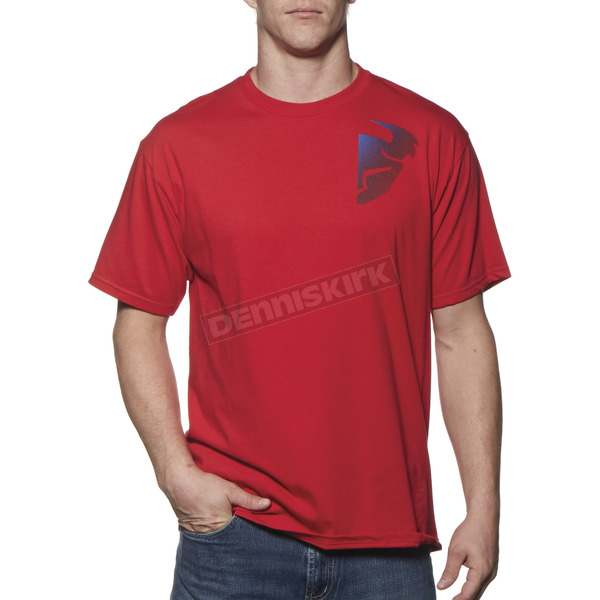 Thor Red Mask T-Shirt - 3030-12653