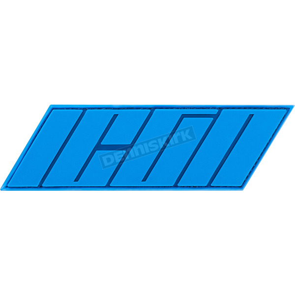 Icon Blue Hypersport Vest Patch - 2840-0066