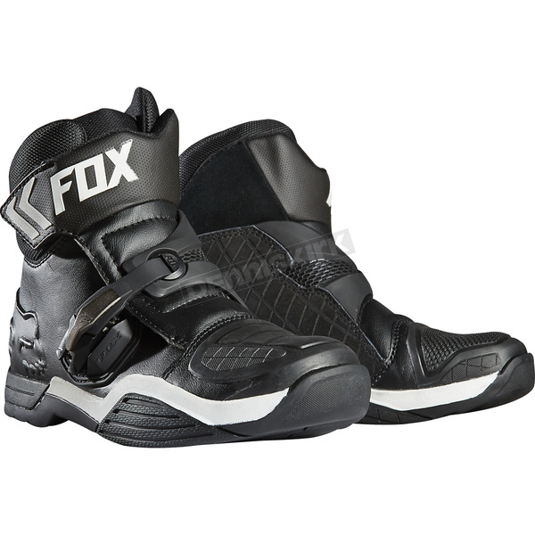 Fox Black Bomber Boots - 12341-001-13