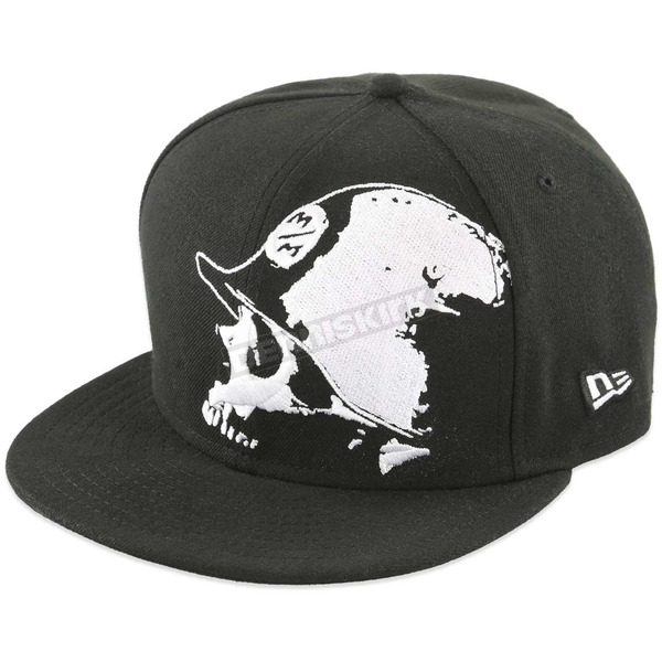 Metal Mulisha Black Blackout Hat - M35596309BK71/4