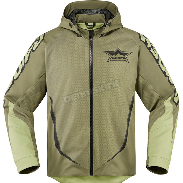 Icon - Raiden Battlescar UX Jacket - 2820-3579