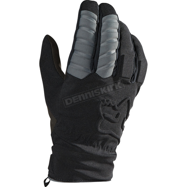 Fox Black Forge Cold Weather Gloves - 14164-001-L
