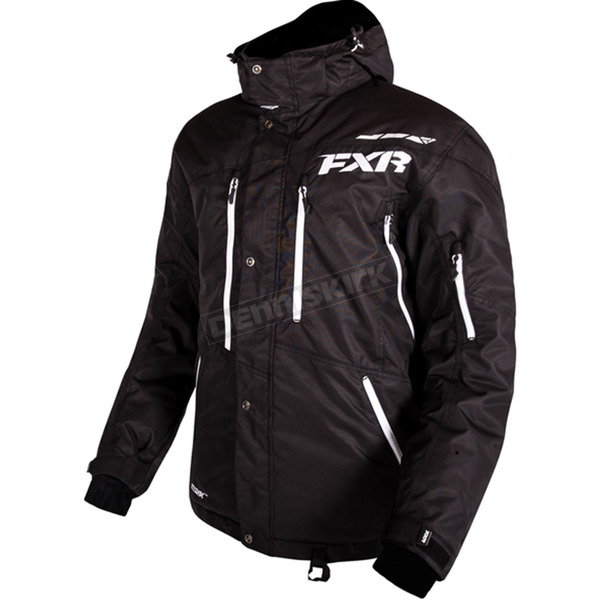 FXR Racing Black Squadron Jacket - 15107.10216