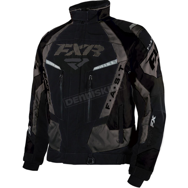 FXR Racing Black OPS Team FX Jacket - 16010.10210