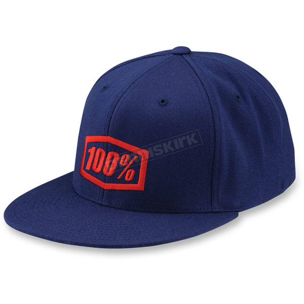 100% Blue Essential Hat - 20040-002-18
