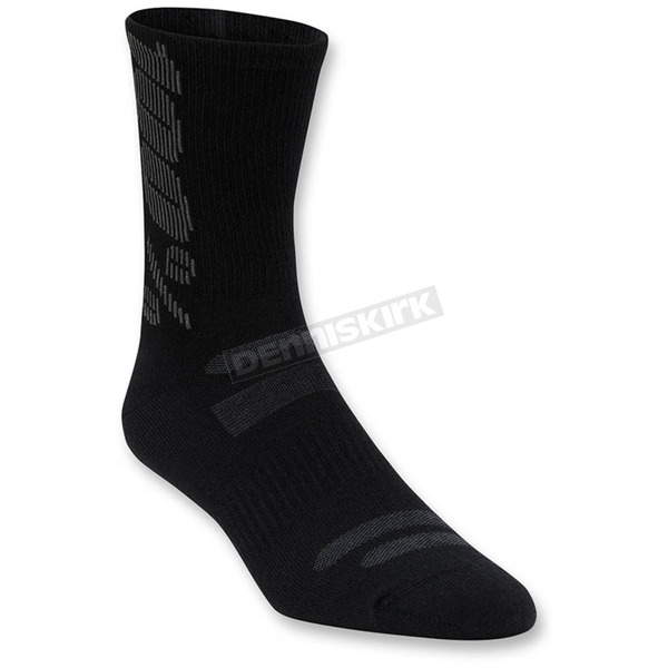 100% Black Guard Socks - 24002-001-17
