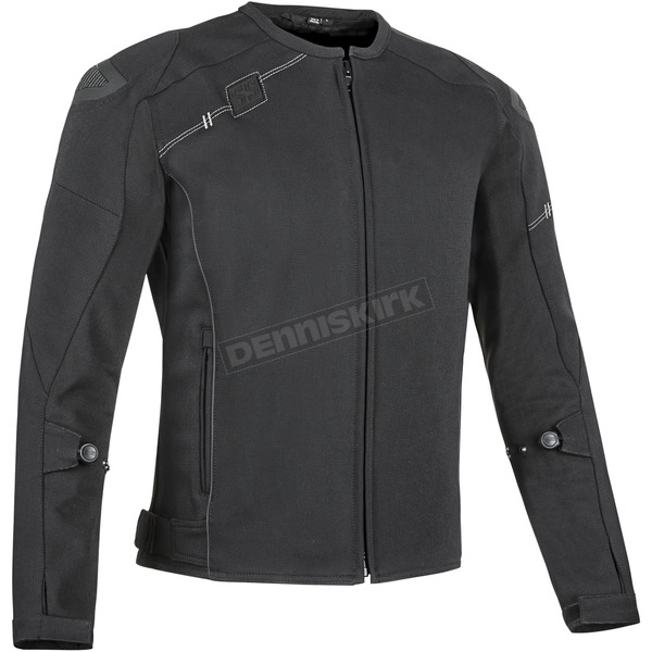 Speed and Strength Black Light Speed Textile Jacket - 87-1154
