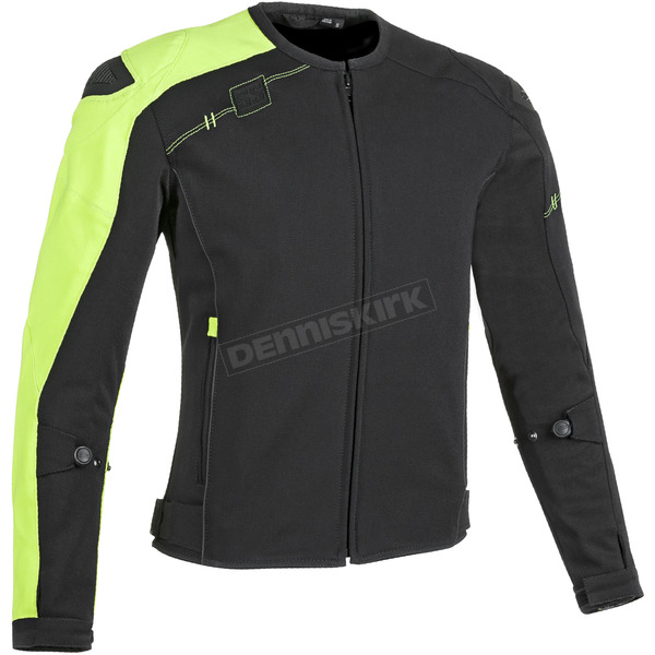 Speed and Strength Hi Vis Light Speed Textile Jacket - 87-1157