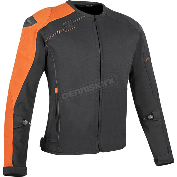 Speed and Strength Orange Light Speed Textile Jacket - 87-1161