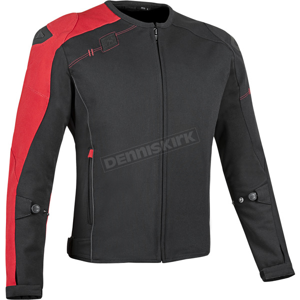 Speed and Strength Red Light Speed Textile Jacket - 87-1164