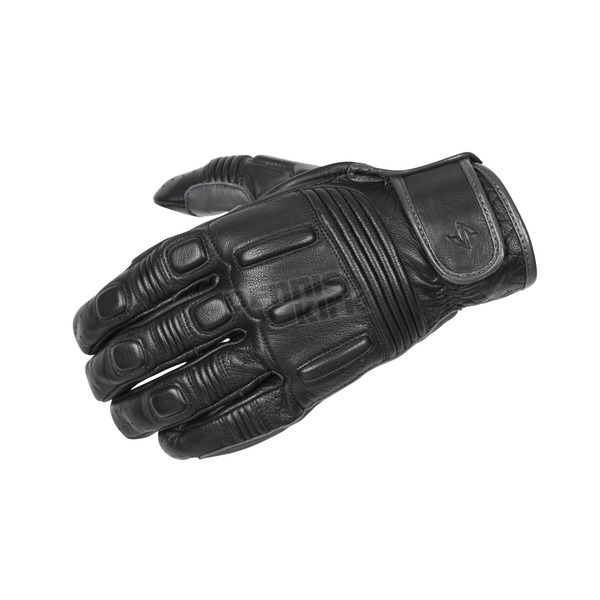 Scorpion Black Bixby Gloves - G26-033