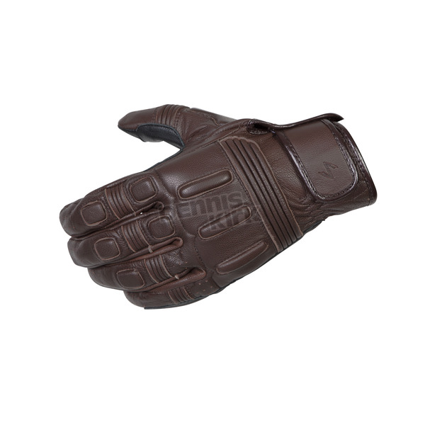 Scorpion Brown Bixby Gloves - G26-043