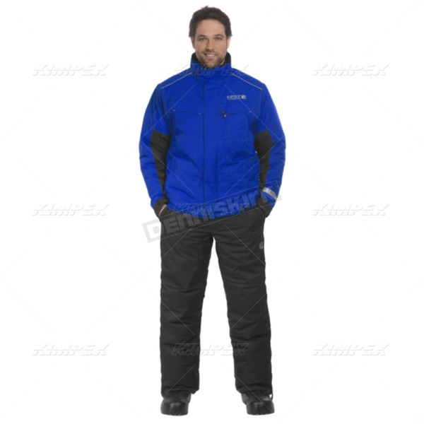 CKX Blue/Black Storm Tekfloat Jacket - 600332