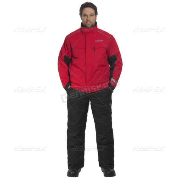 CKX Red/Black Storm Tekfloat Jacket - 600324