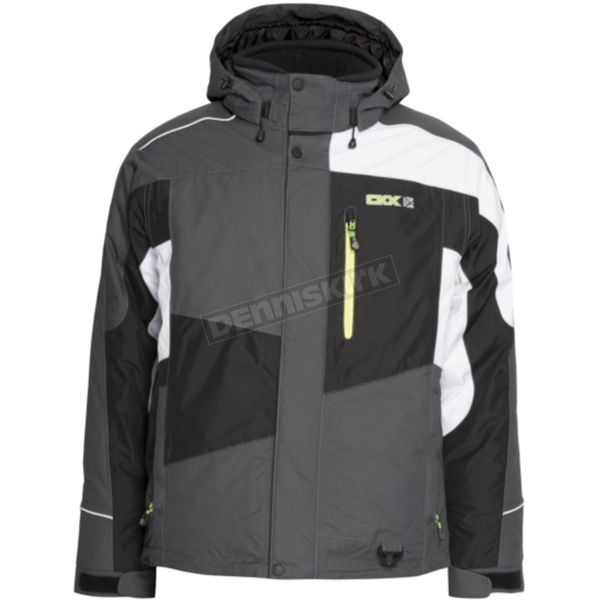 CKX Charcoal/Black Squamish Jacket - 620342