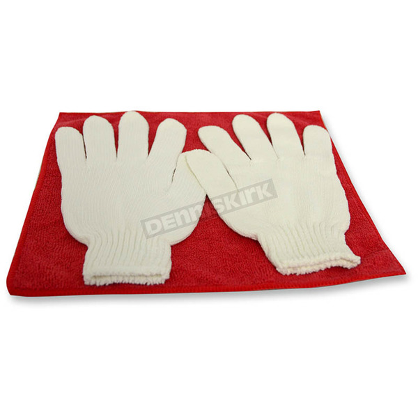 Klock Werks Detail Werks Polishing Gloves - 3350-0249
