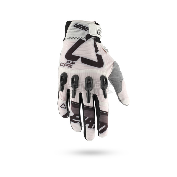 Leatt White 3.5 X-Flow Gloves - 6016000483