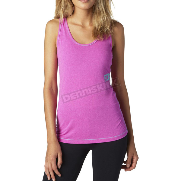 Fox Women's  Fuchsia Instant Tech Tank - 16093-198-XL