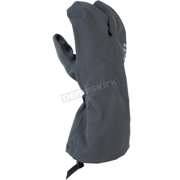 Klim Black Forecast Gloves - 4099-000-140-000