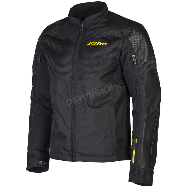 Klim Black Apex Air Jacket - 5062-000-150-000