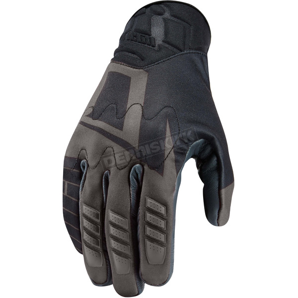 Icon Black Wireform Gloves - 3301-2751