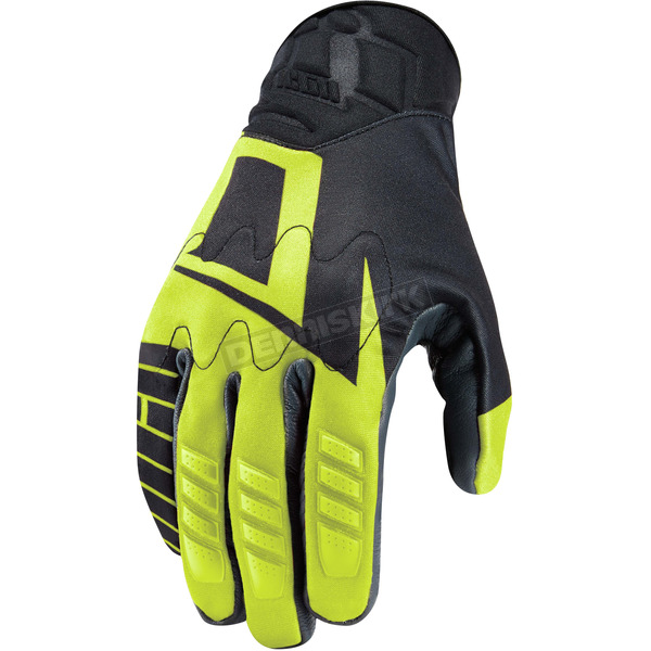 Icon Hi-Viz Wireform Gloves - 3301-2766