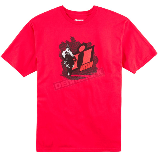 Icon Red Banger T-Shirt - 3030-13404